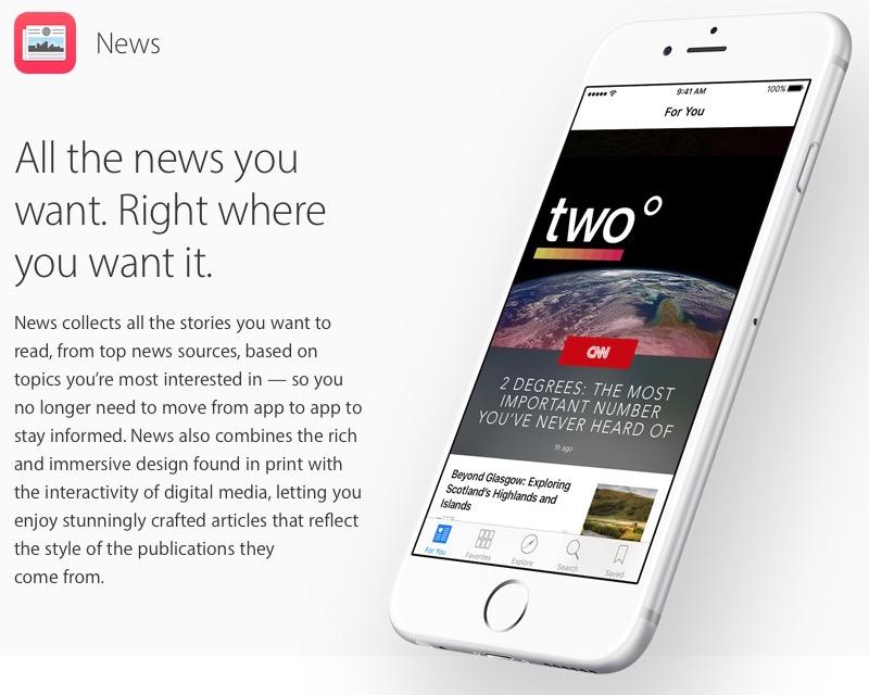 apple news format expands