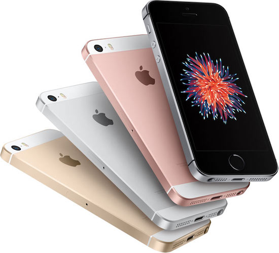 Iphone Se Receive Refresh In Early 2017 - Mac