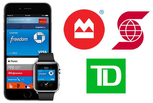 Apple-Pay-BMO-TD-Scotia