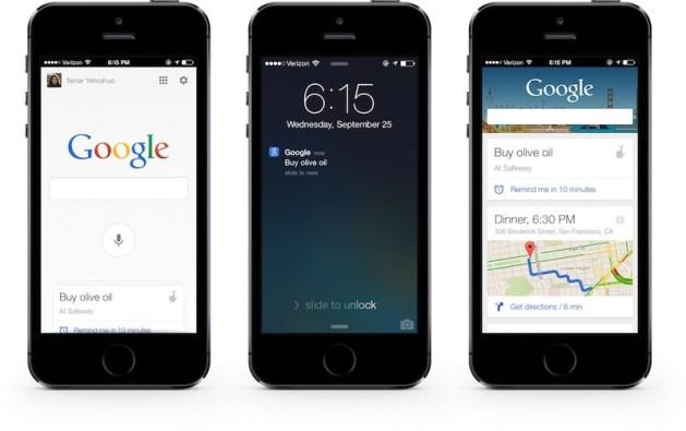 Google Search iOS