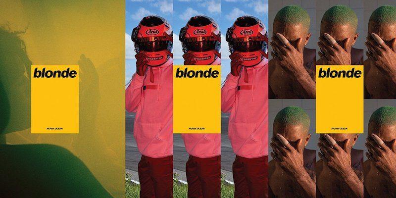 Frank Ocean' 'blonde' Album Exclusively