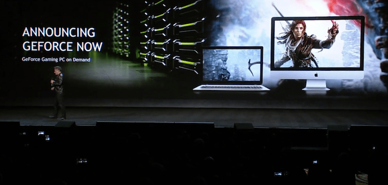 Ces 2017 Nvidia S Geforce Now Cloud Service To Bring