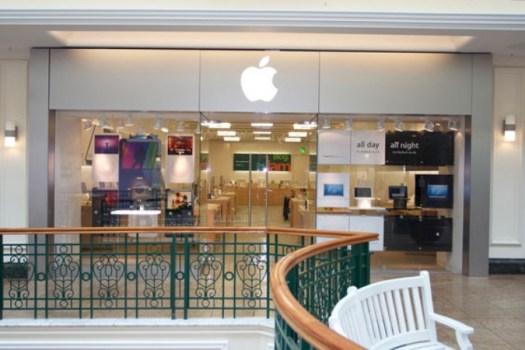 Apple Opening New Store at Meadowhall in Sheffield on iPhone 8