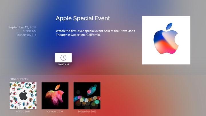 apple updates apple tv