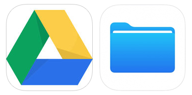 google drive updated to