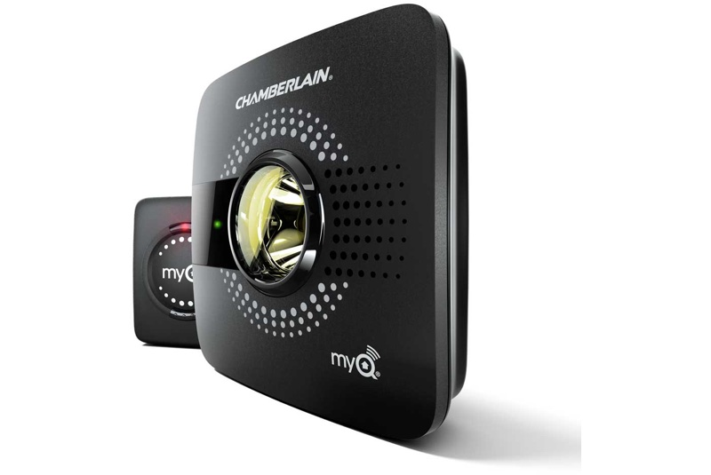 chamberlain debuts updated myq smart garage hub with better connectivity macrumors [ 1600 x 1070 Pixel ]