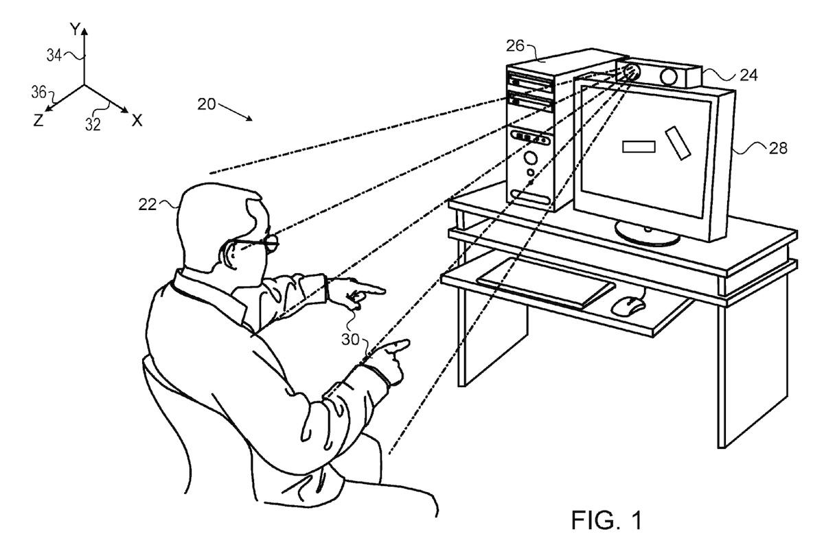 Members Of Apple S Primesense Team Patent Method Of