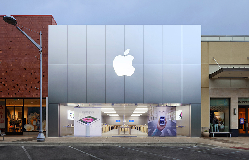 Apple Opening Store Domain Northside In Austin