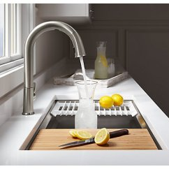 Kitchen Sink Faucet Hood For Ces 2018 Kohler S New Sensate And Dtv Shower A Spokeswoman Told Macrumors That Its Touchless System Will Be The First Of Konnect Products To