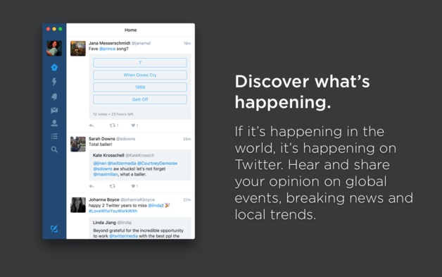 free twitter apps for mac os x