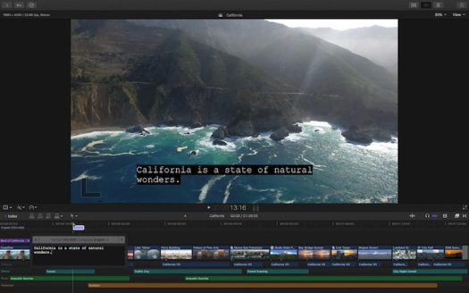 Final Cut Pro X 10 4 1 Available Next Week With ProRes RAW