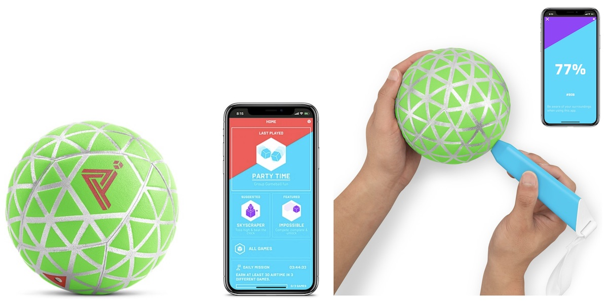 Play Impossible Begins Selling Smart 'Gameball' Through Apple After ...