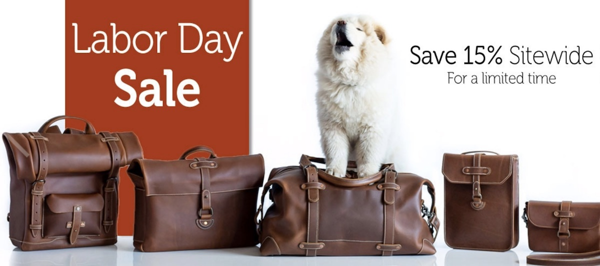 5cc07c9704 Pad and Quill is hosting a sitewide sale for Labor Day