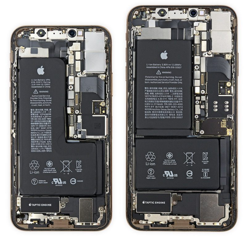 Ifixit Iphone Se Wallpaper Iphone Xs Max Component Costs Estimated At 453 Updated