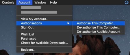 how to deauthorize itunes
