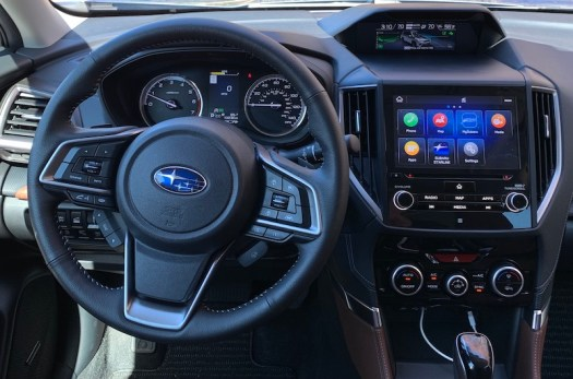 Review: 2019 Subaru Forester Pairs CarPlay With a Great Multi