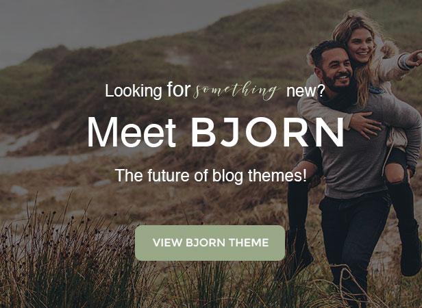 Meet Bjorn!