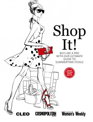 Cosmopolitan Singapore Magazine Shop It! (GSS Advertorial