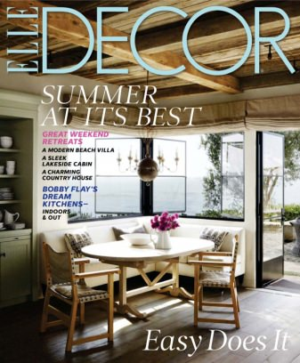 Elle Decor Magazine July  August 2013 issue  Get your