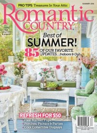 Romantic Country Magazine - Get your Digital Subscription