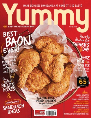 Image result for Yummy magazine