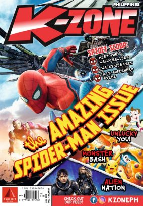 K-Zone Magazine - Get your Digital Subscription