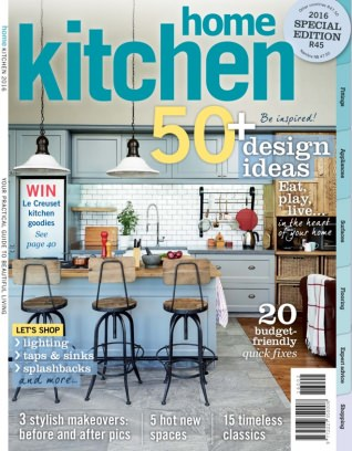 kitchen magazines refinish cabinets home magazine 2016 special edition issue get your digital copy