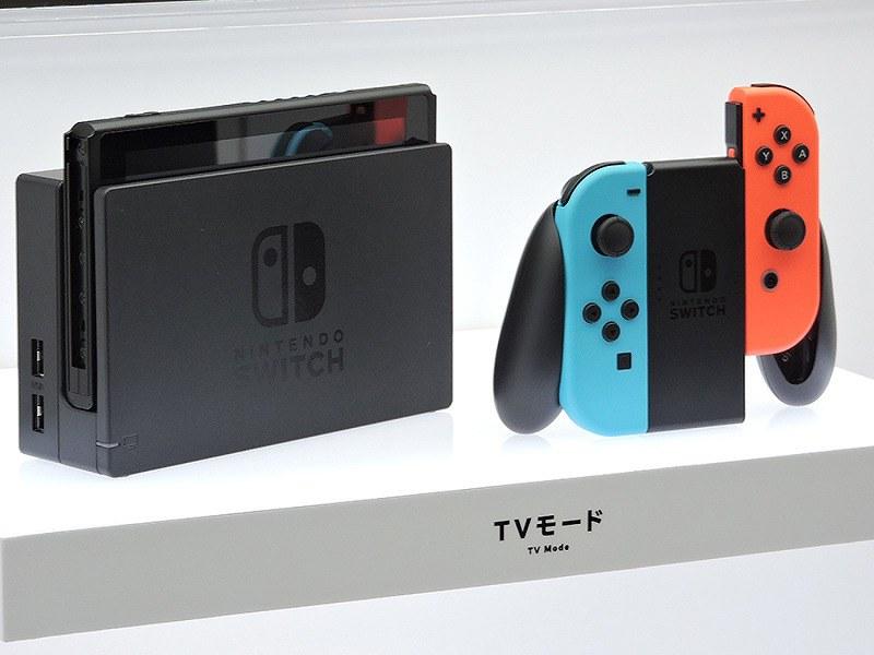 任天堂:新ゲーム機「ニンテンドースイッチ」3月3日発売[寫真 ...