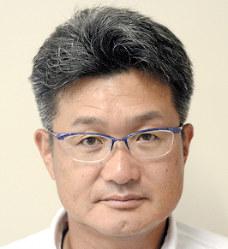 広島国際大学の安田康晴教授=東広島市で、土江洋範撮影