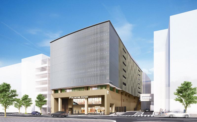京阪 京都・四條河原町にホテルを備えた複合型商業施設 - 毎日新聞
