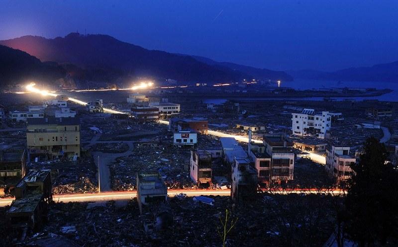 東日本大震災:あの時の「きょう」3月31日 [寫真特集4/10]- 毎日新聞