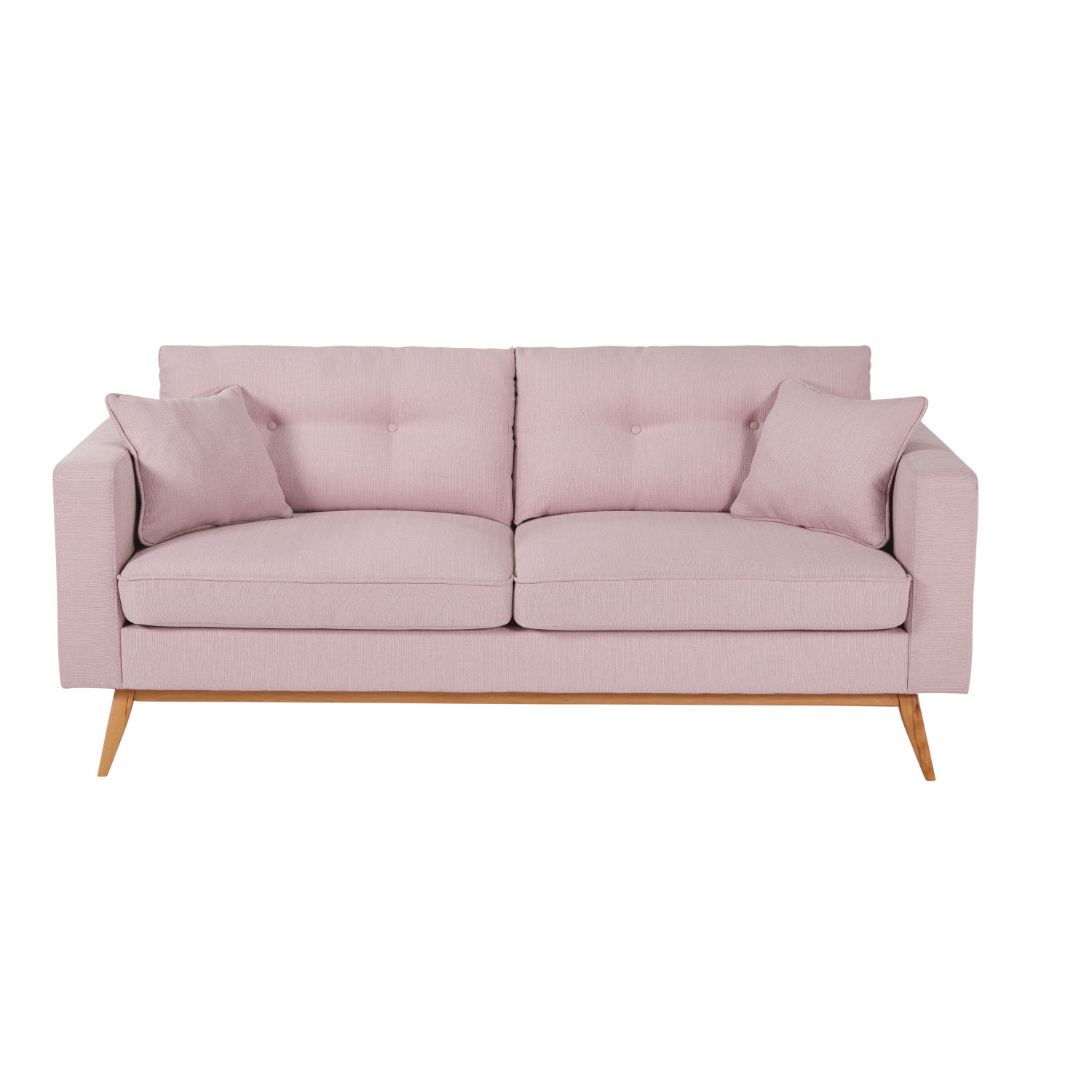 light pink sofa bed sectional sleeper with recliner frasesdeconquista