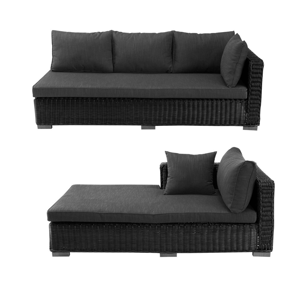 cheap rattan corner sofa uk bunk bed underneath outdoor | shop for sheds & garden ...