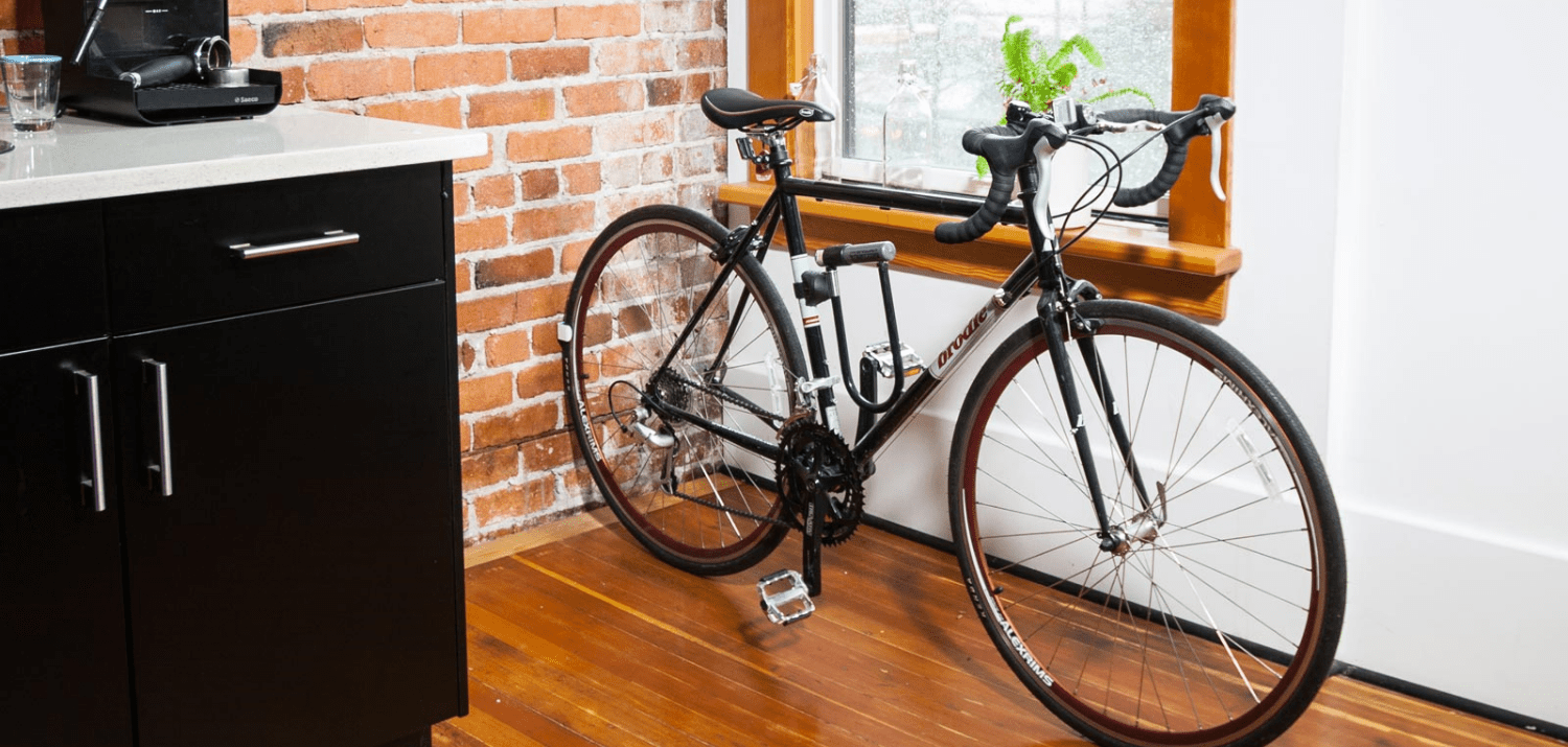 Superieur Clug The Perfect Bike Storage Rack For Your Tiny Apartment