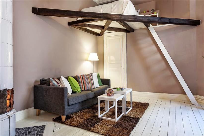 Loft Bed Apartment