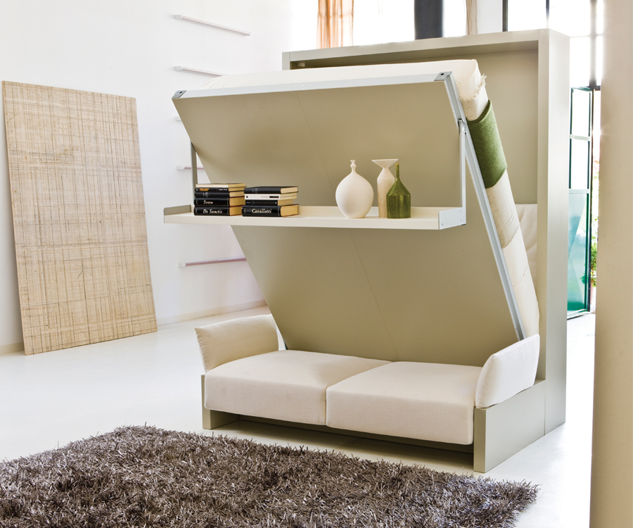 Loft Bed, Murphy Bed, or Storage Bed? Here's How To Decide