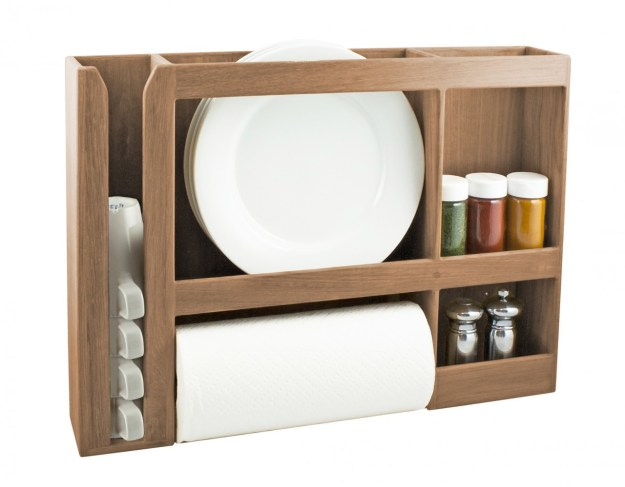 storage ideas and space-saving inspiration from sailors