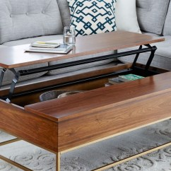 Coffee Tables For Small Living Rooms Green Couch Room 8 Best Spaces Space Saving Your