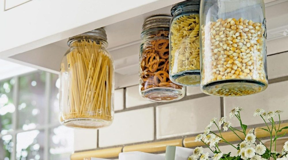 medium resolution of 48 easy kitchen storage hacks and solutions that will instantly upgrade your life