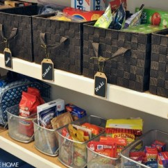 Kitchen Pantry Organizer Summit All In One 12 Stellar Ways To Organize Your Cabinets Drawers Baskets With Labels
