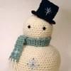 Crochetsnowman