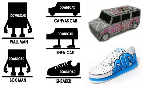 Papercarshoes