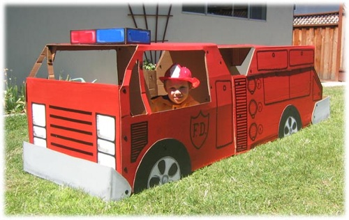 Fire Engine 50K
