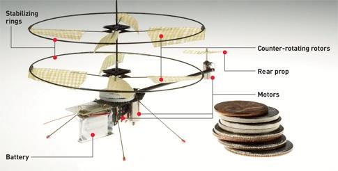 Picoflyer Diagram 485