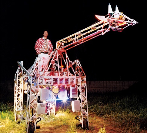 Giraffe 485