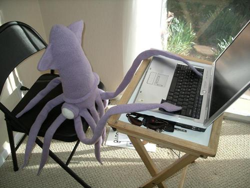 Squidblogging