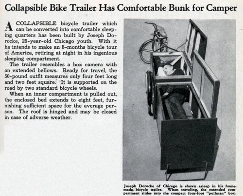Lrg Bike Trailer