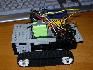 Ajax Robot 1