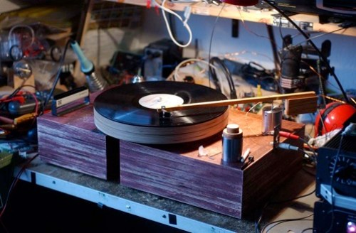 Altmann Turntable