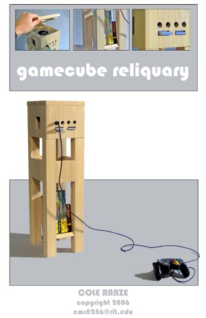 Gamecube Reliquary By Cmr8286